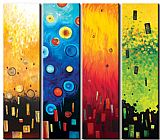 Abstract paintings - by Abstract