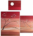 Oriental paintings - 211111 by Chinese Plum Blossom