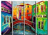 Venice paintings - 5574 by landscape