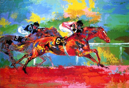 Leroy Neiman Race of the Year