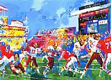 Leroy Neiman In The Pocket painting