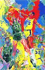 Leroy Neiman Magic painting