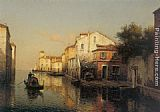 A View of Grand Canal Venice