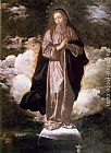 Diego Rodriguez de Silva Velazquez The Immaculate Conception painting