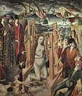 Fernando Gallego The Martyrdom of Saint Catherine painting