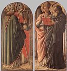 Fra Filippo Lippi The Doctors of the Church painting