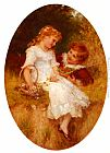 Frederick Morgan Childhood Sweethearts painting