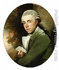 Gilbert Stuart Man in a Green Coat painting