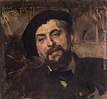 Giovanni Boldini Portrait of the Artist Ernest-Ange Duez (1843-1896) painting