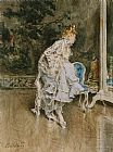 Giovanni Boldini The Beauty Before The Mirror painting