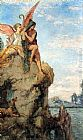 Gustave Moreau Hesiod and the Muse painting