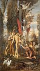 Gustave Moreau Hesiod and the Muses painting