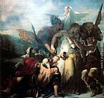 Gustave Moreau The Song of Songs painting