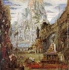Gustave Moreau The Triumph of Alexander the Great painting