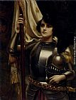 Harold Piffard Joan of Arc painting