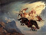James Ward The Fall Of Phaeton painting