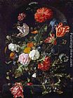 Jan Davidsz de Heem Flower Piece painting
