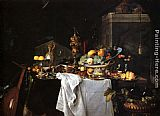 Jan Davidsz de Heem Still Life Of Dessert painting