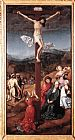 Jan Provost Crucifixion painting