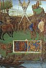 Jean Fouquet Martyrdom of St Andrew painting