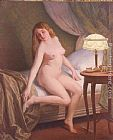 Jules Scalbert Naked Beauty painting