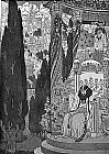 Sidney H. Sime Even I Too! Even I Too! painting