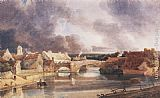 Thomas Girtin Morpeth Bridge painting