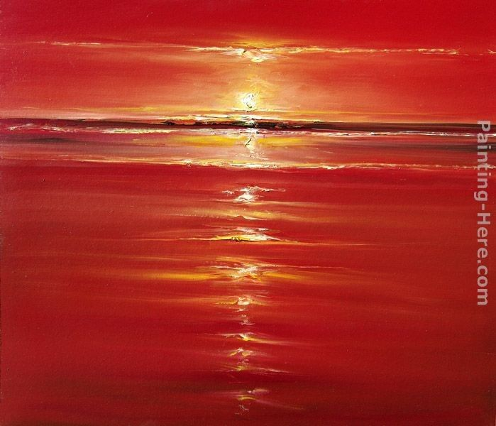 2011 Red on the Sea