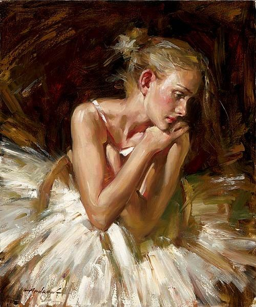 Andrew Atroshenko Thoughts before the Dance