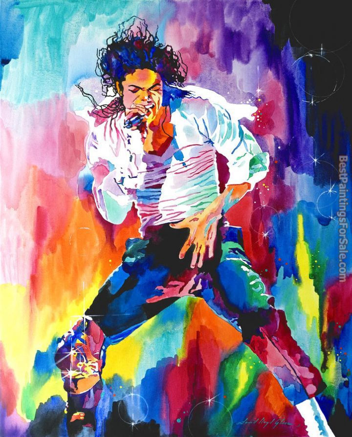 David Lloyd Glover Michael Jackson Wind