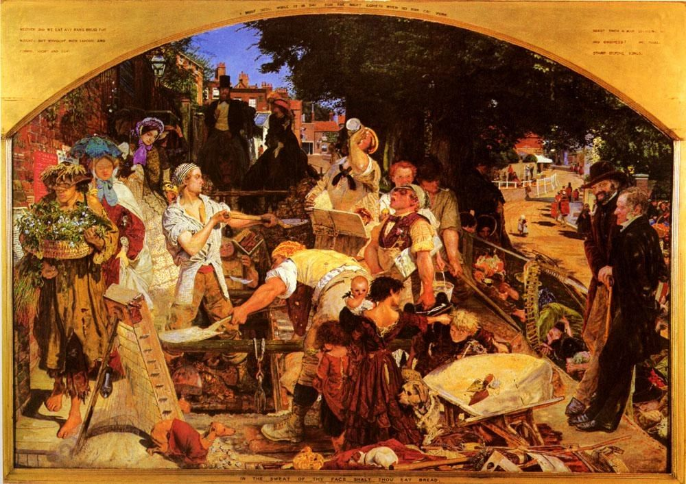 Ford Madox Brown Work