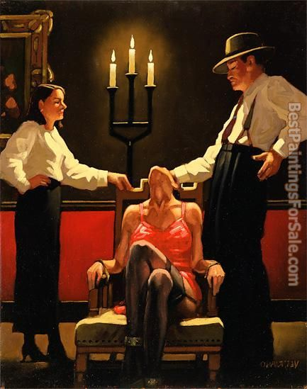 Jack Vettriano Setting New Standards