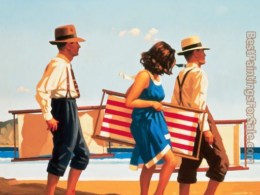 Jack Vettriano Sweet Bird of Youth I