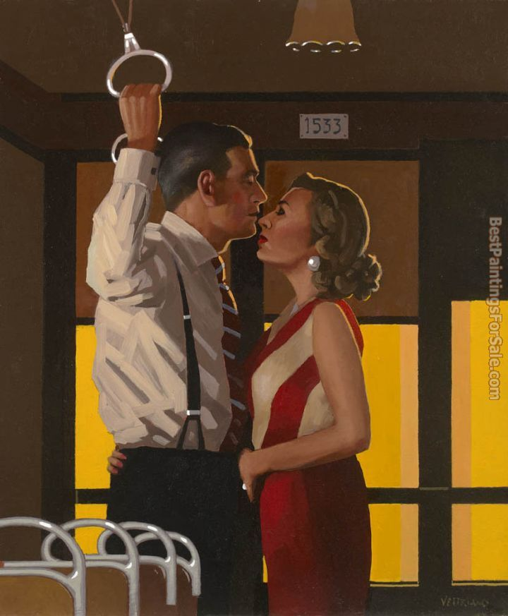 Jack Vettriano The Last Great Romantics