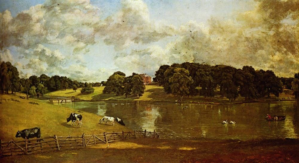 John Constable Wivenhoe Park Essex