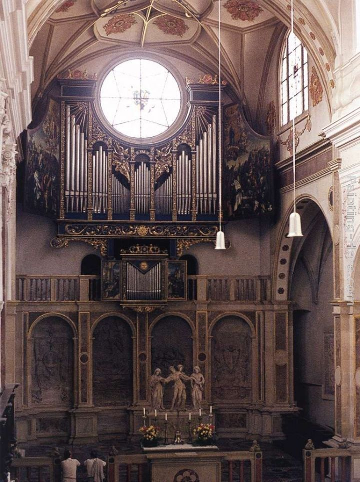 Jorg Breu the Elder Fugger Chapel