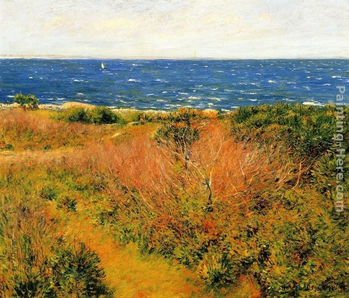 Joseph Rodefer de Camp Seascape