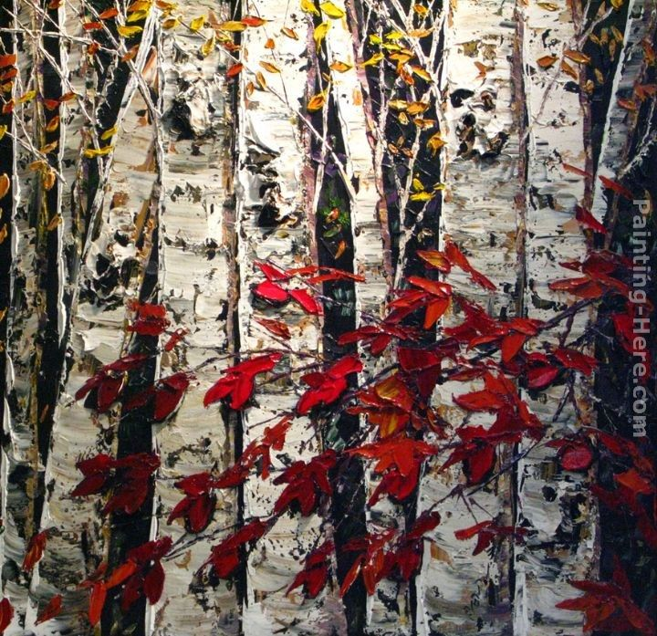Maya Eventov Lush Birches