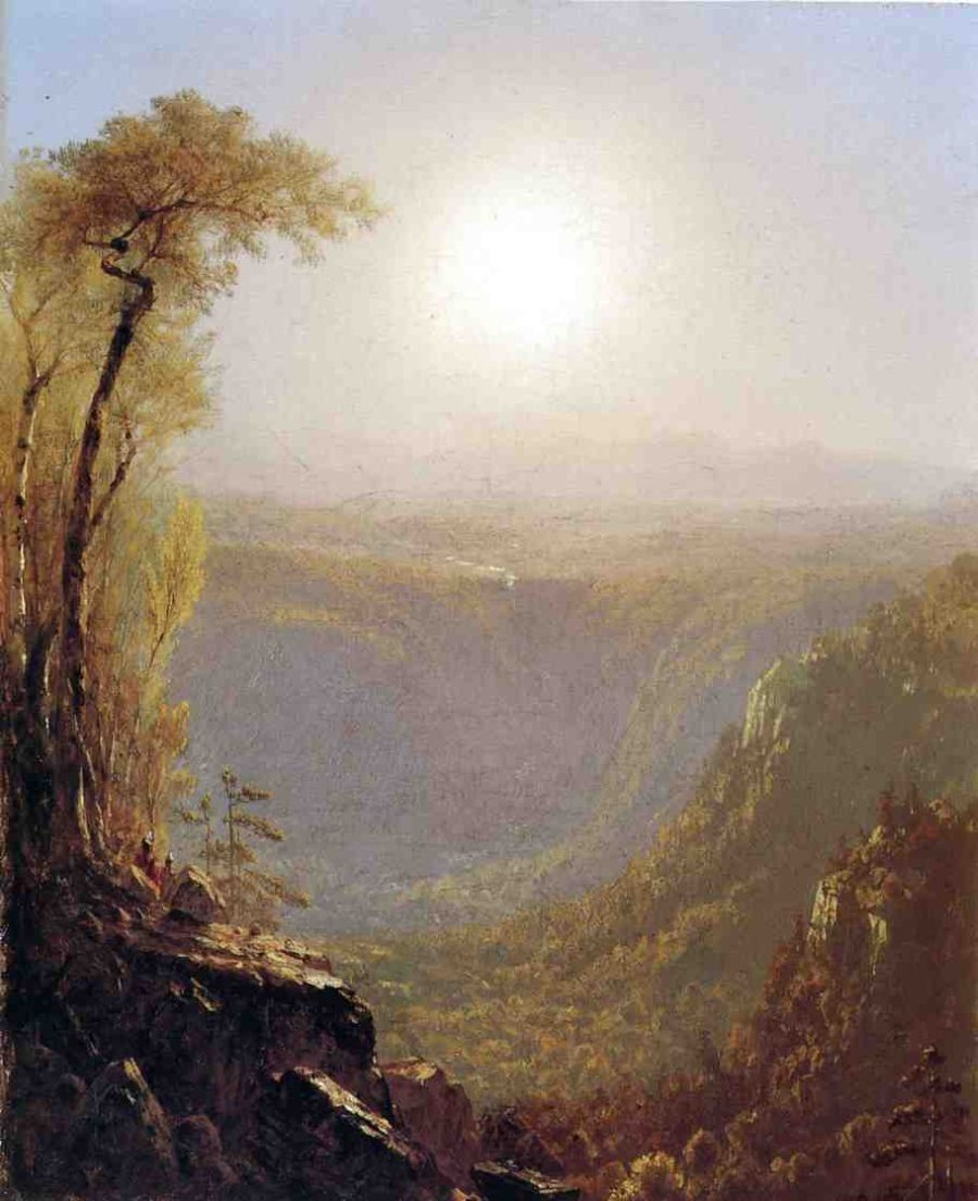 Sanford Robinson Gifford Kauterskill Clove, in the Catskills(1)