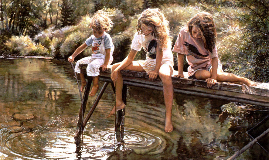 Steve Hanks A World for Our Children