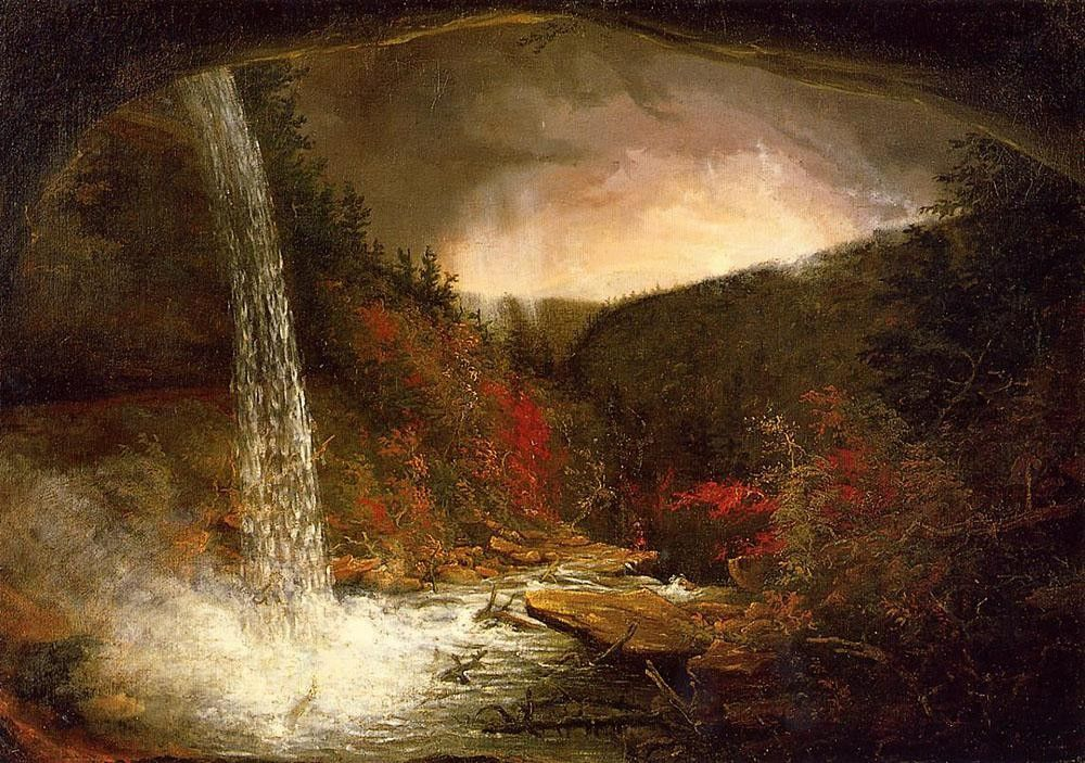 Thomas Cole Kaaterskill Falls