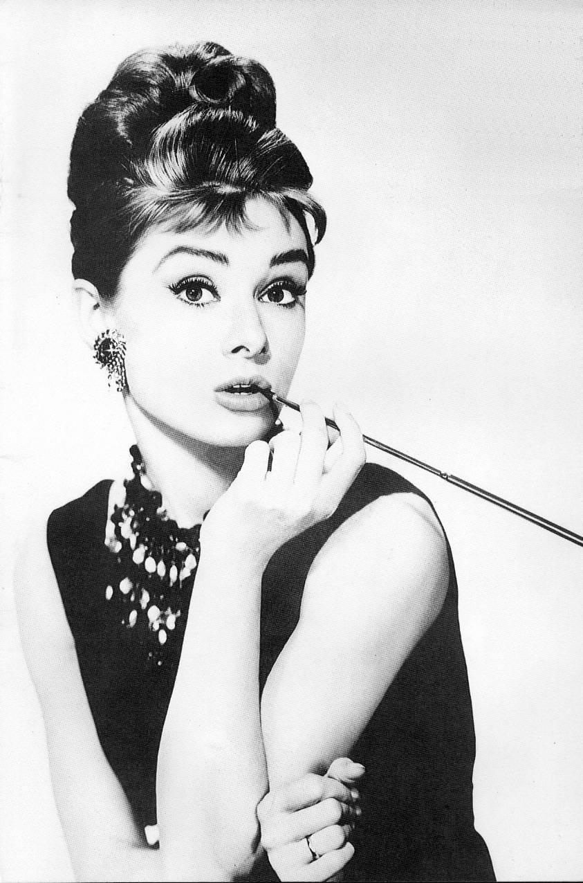 Unknown Audrey Hepburn