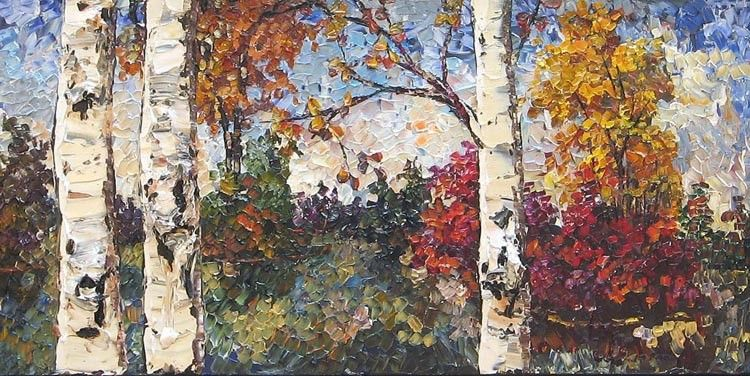 Unknown Maya Eventov Colours of Autumn