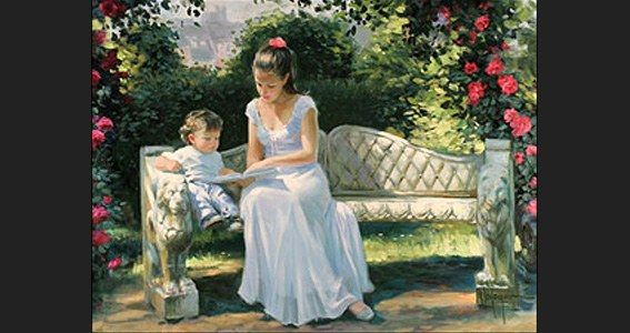 Vladimir Volegov first reading