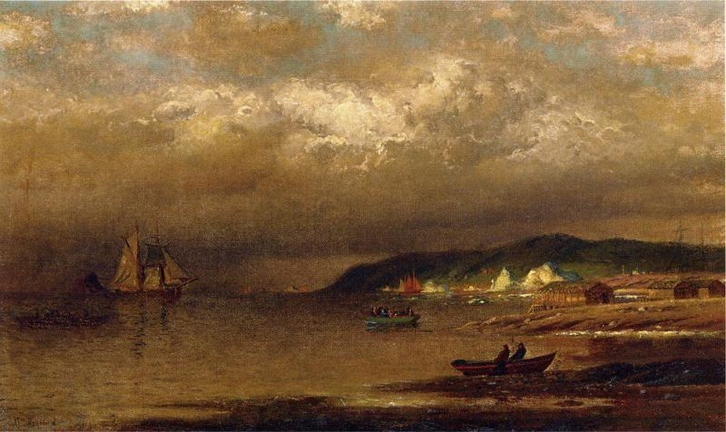 William Bradford Coast of Newfoundland