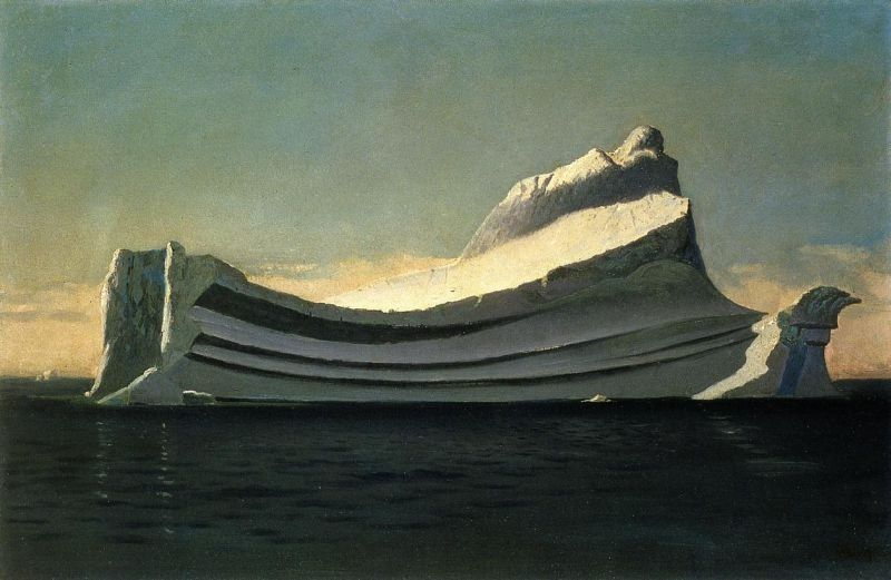 William Bradford Iceberg