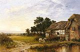 Benjamin Williams Leader Returning Home painting