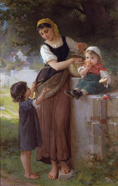 Emile Munier May I Have One Too
