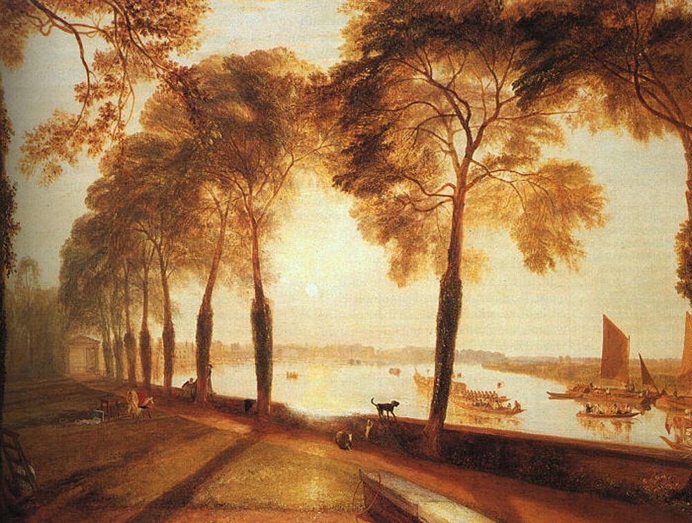 Joseph Mallord William Turner Mortlake Terrace