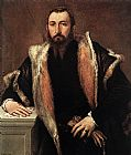 Lorenzo Lotto Portrait of Febo da Brescia painting